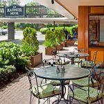 Outdoor Dining at Glenmorgan