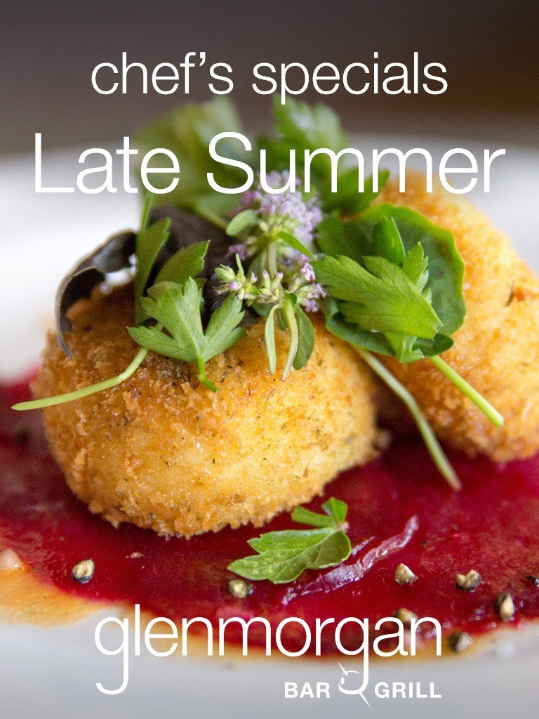 Chef's Specials for Late Summer