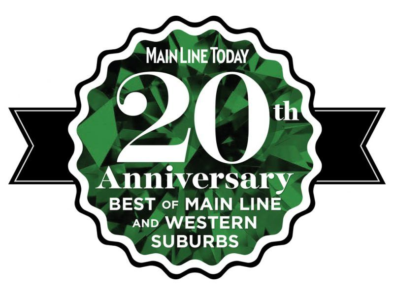 2016 Best of the Main Line and Western Suburbs