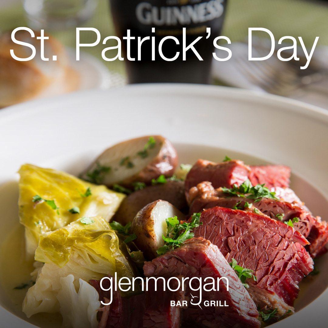 St. Patrick's Day at Glenmorgan