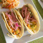 Jumbo Shrimp Street Tacos