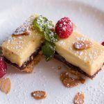 Limoncello & Raspberry Cheesecake
