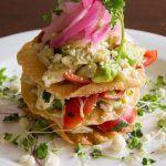 Crab & Avocado Tostada