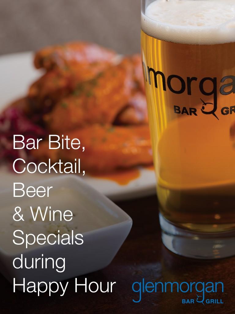Glenmorgan Bar & Grill Happy Hour