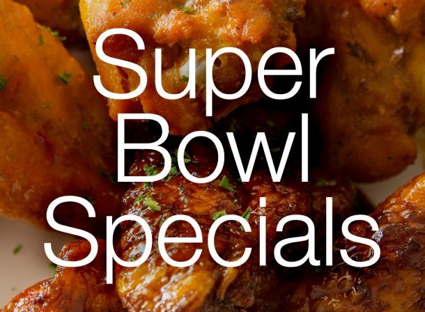 Super Bowl LV Specials