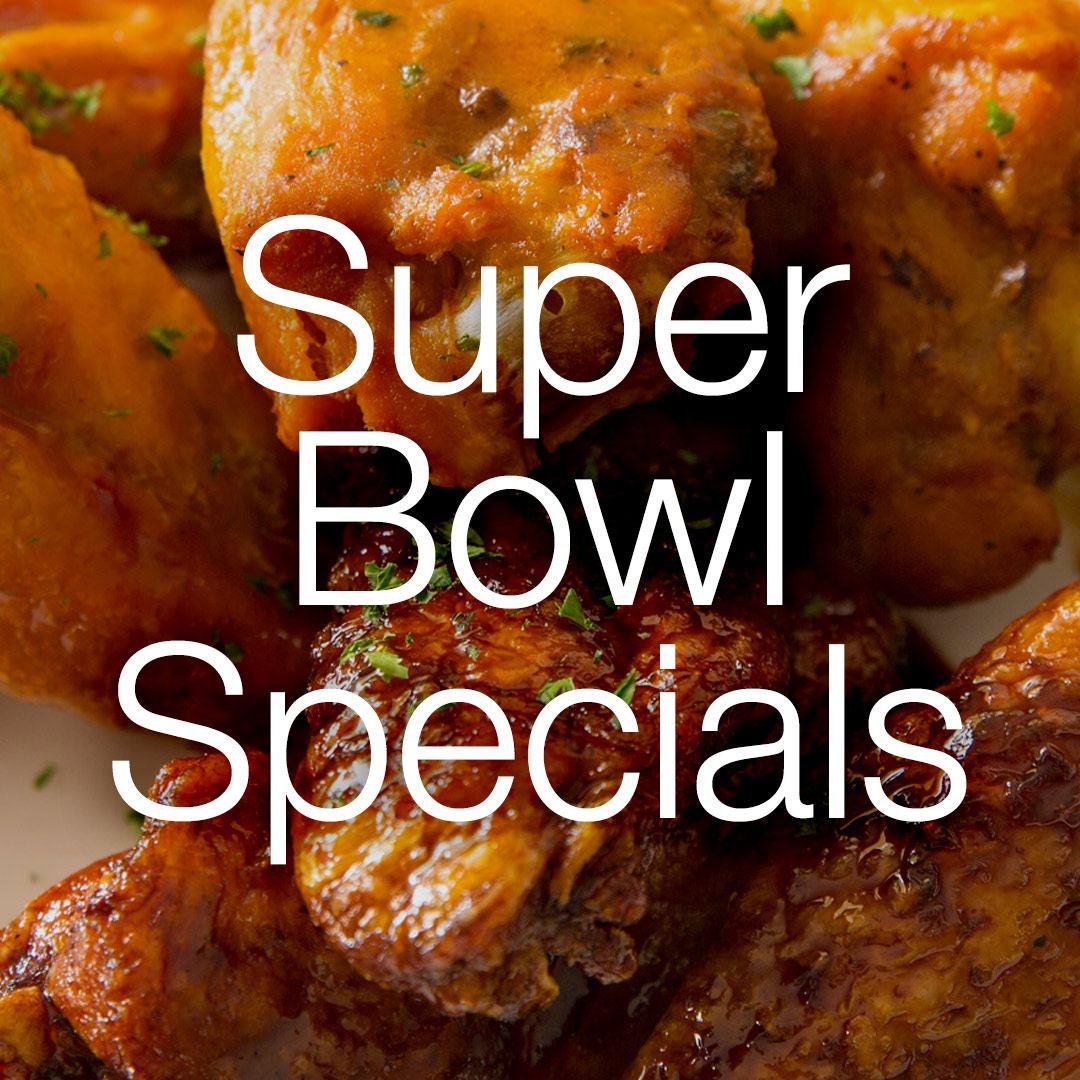 Super Bowl LV Specials
